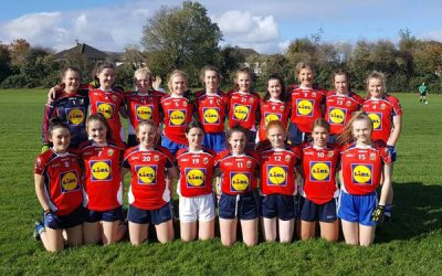 Post Primary Junior C Plate Football Final 2019 By Mia Norris