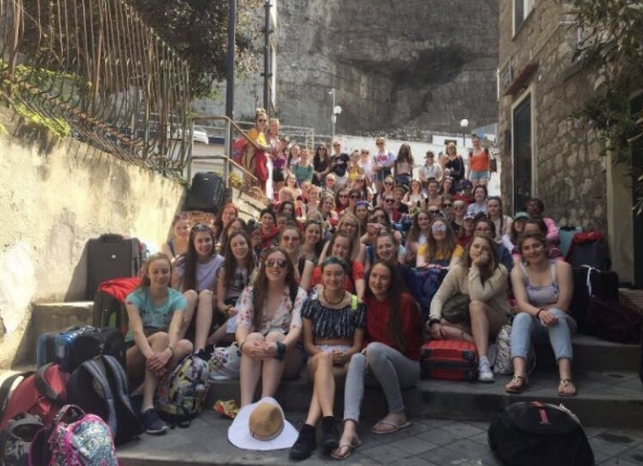 TY Trip to Rome