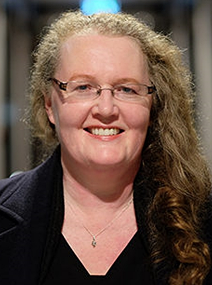 Scoil Mhuire past pupil, Professor Dolores Cahill
