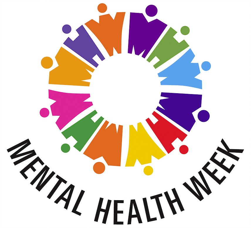 Mental Health Week 2019 by Carla Broxson and Hannah Collins
